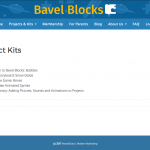 Bavel Blocks